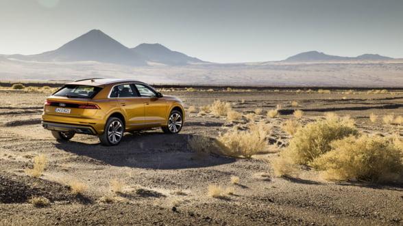 Romanii pot comanda deja noul Q8. Cand ajunge in tara si cat costa cel mai nou model Audi