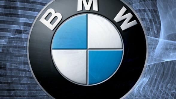 Romanii se inghesuie la masinile BMW. Vanzarile au crescut cu 18% in 2011