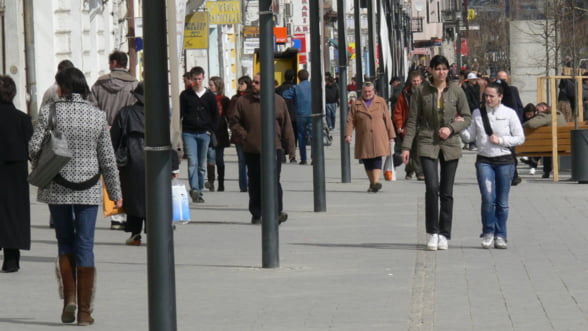 Romanii sunt cei mai optimisti dintre europeni, cu privire la viitorul UE