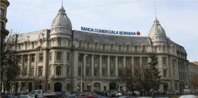 BCR raporteaza un profit de peste 100 milioane de euro in primele noua luni