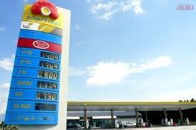 Rompetrol: benzina, mai scumpa cu 7 bani/litru si motorina, cu 5 bani/litru