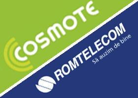 Romtelecom si Cosmote, bune de fuziune. Statul si-ar da acordul