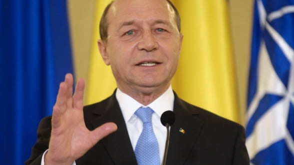 Rosia Montana. Traian Basescu deplange imaginea Romaniei in strainatate