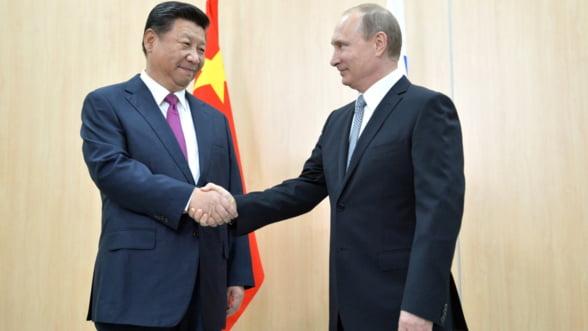 Rusia - China, o relatie complicata. De ce e obligat Putin sa se uite spre Est