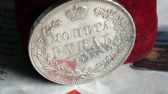 Rusia: Rubla se depreciaza semnificativ dupa ce Banca Centrala a redus neasteptat rata dobanzii