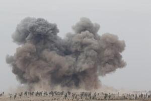 Rusia, acuzata ca foloseste un nou tip de bomba in razboiul din Siria. De ce e interzisa aceasta arma