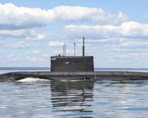 Rusia a initiat exercitii cu submarine militare in Marea Neagra