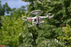 Rusia a trimis drone in Siria