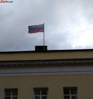 Rusia a trimis o nava de razboi noua pentru exercitii de artilerie cu munitie de razboi in Marea Neagra