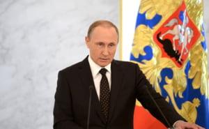 Rusia acuza dur bombardamentele Turciei in Siria: Putin vrea solutionarea diplomatica a crizei