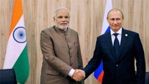 Rusia construieste 10 reactoare nucleare in India