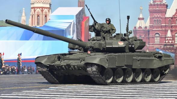 Rusia da lovitura in comertul cu arme - are vanzari in crestere cu 50%