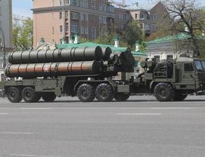 Rusia desfasoara rachete S-400 in Crimeea: Noul sistem de aparare poate fi transformat in unul de atac in 5 minute