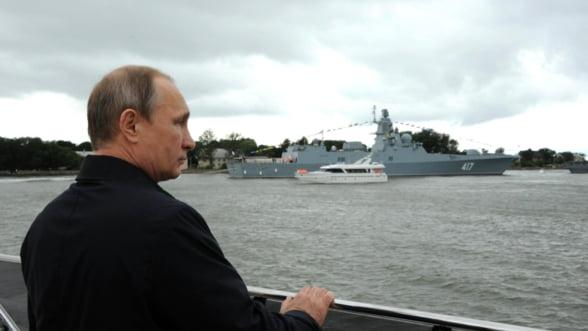 Rusia isi pregateste submarinele de lupta ca in timpul Razboiului Rece