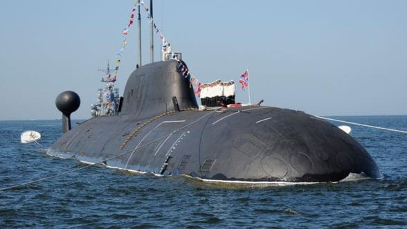 Rusia isi reface flota de submarine nucleare. Kazan, cel mai nou sumersibil, va fi urmat de alte 6 nave