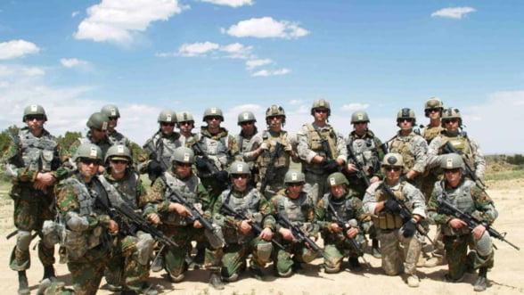 Rusia isi trimite toate unitatile de trupe speciale in Crimeea sub pretextul unui exercitiu antiterorist
