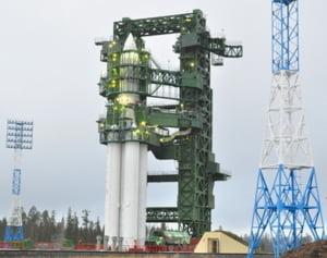 Rusia lanseaza cea mai puternica racheta, Angara 5 (Video)