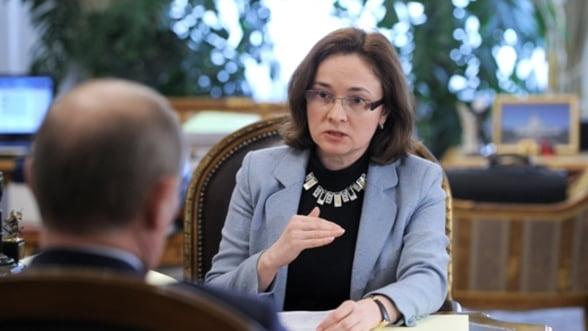 Rusia putrezeste din interior. Coruptia macina mai rau ca pretul petrolului - Banca Centrala