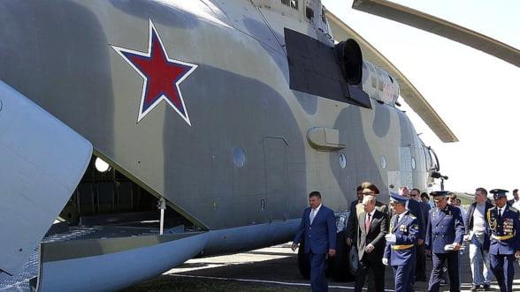 Rusia reactiveaza fostele baze militare ale URSS din Crimeea