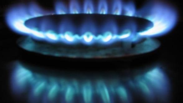 Rusia reduce volumul de gaz care tranziteaza Ucraina