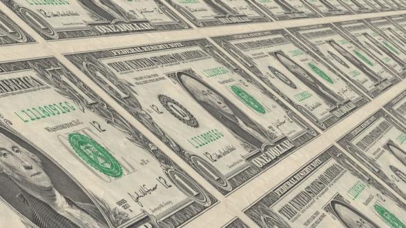 Rusia renunta la dolarii americani in favoarea aurului
