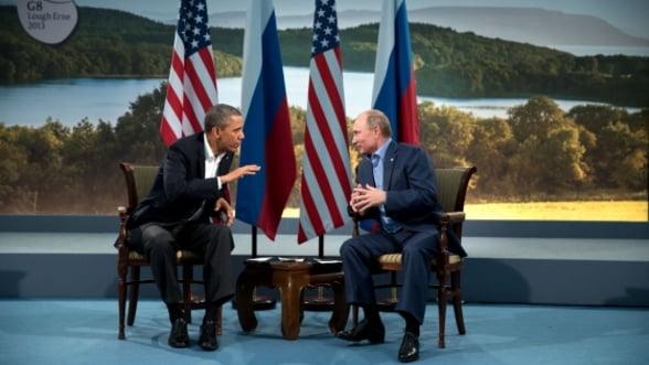 """Rusia s-ar putea ciocni """"accidental"""" cu SUA: Feriti-va din calea noastra!"""