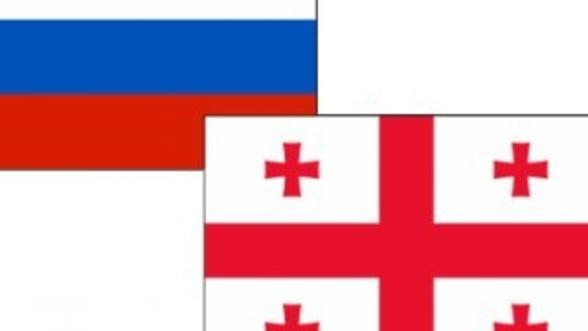 Rusia si Georgia au semnat acordul privind aderarea Moscovei la OMC