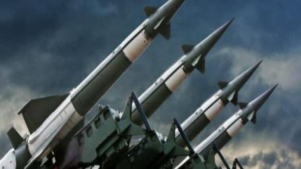 Rusia si SUA se cearta pe sistemul antiracheta care va fi amplasat in Romania
