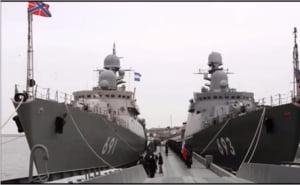 Rusia trece la un alt nivel in Siria si lanseaza atacuri de pe mare
