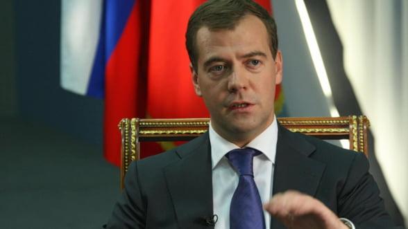 Rusia va acorda un ajutor de 10 miliarde de dolari Europei