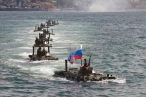 Rusia va avea zeci de nave si submarine in plus - Unele ar putea ajunge in Marea Neagra