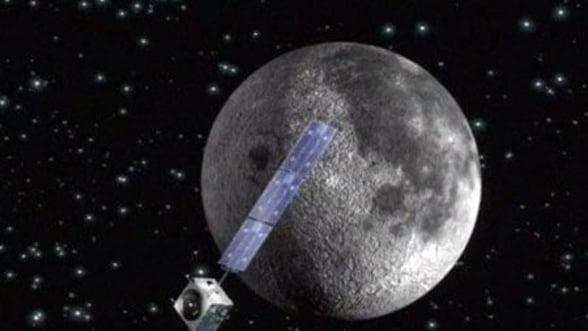 Rusia vrea o baza permanenta pe Luna