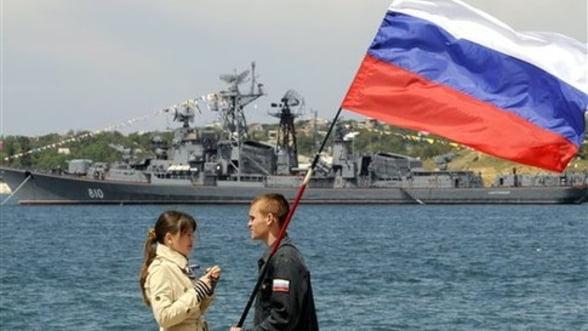 Rusii amana portavionul-minune pana in 2025: Mai bine facem inca 8 nave de razboi pentru Marea Neagra
