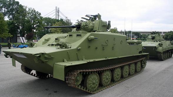 Rusii au inceput sa vanda tot mai multe arme, dar piata este dominata inca de SUA