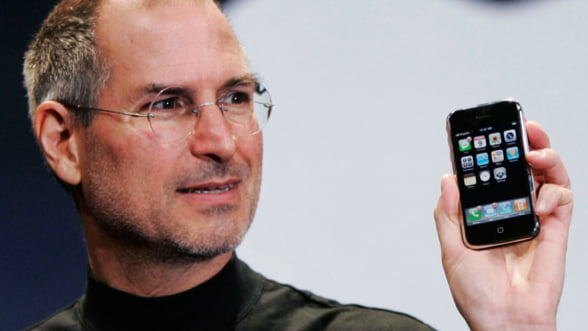 Rusii ii fac statuie lui Steve Jobs