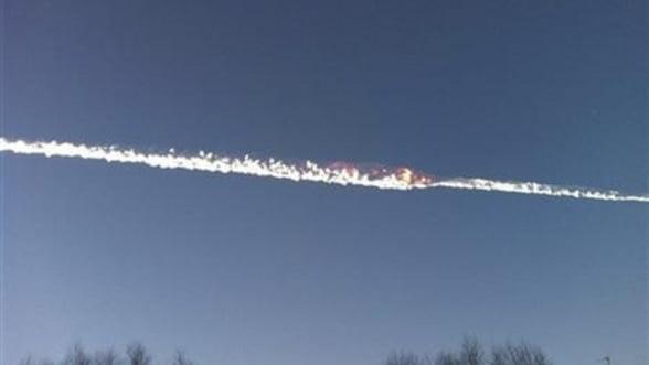 Rusii isi pregatesc apararea impotriva meteoritilor