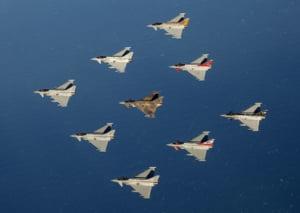 Rusii reactioneaza dupa ce aeronave de la baza Mihail Kogalniceanu le-au interceptat avioanele