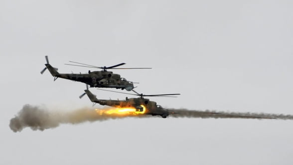 Rusii s-au retras de ochii lumii: Israelul sustine ca Putin mentine o prezenta aeriana masiva in Siria