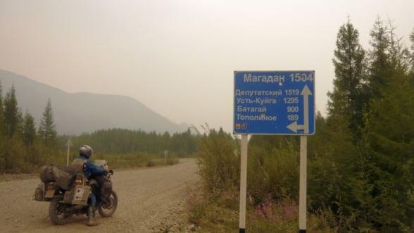 Rusii vor sa construiasca cel mai lung drum din lume, de la Londra in Alaska