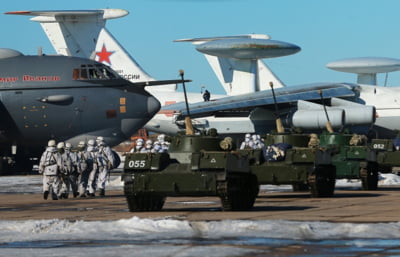 Rusii vor sa deschida o baza militara la doar 85 de kilometri de granita cu SUA