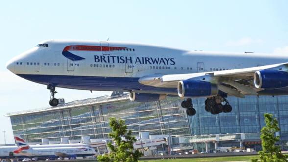 Ryanair: Zborurile dintre UK si UE ar putea fi oprite in cel mult 2 ani, fara un nou tratat aerian