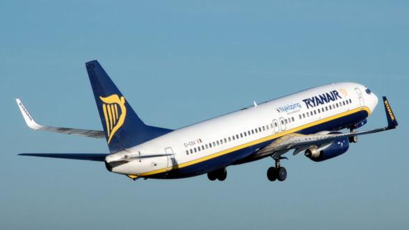 Ryanair ar putea cumpara avioane de 18 miliarde de dolari de la Boeing