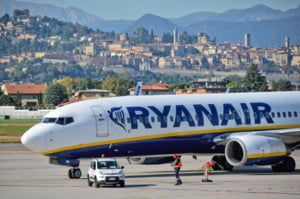 Ryanair contesta fondurile oferite de guvernul italian companiei aeriene care va inlocui Alitalia