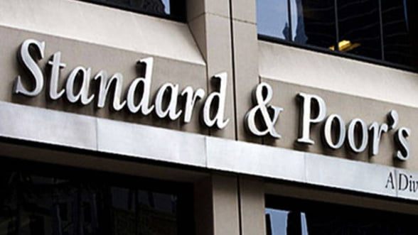 S&P confirma ratingul Romaniei la BB+, dar perspectiva devine pozitiva