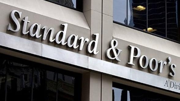 S&P va da verdictul privind ratingurile a 15 tari din zona euro in ianuarie