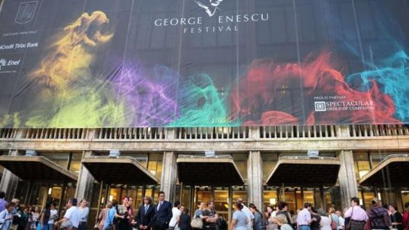 S-a deschis Festivalul Enescu. Romania este dominata de ce e mai bun, arta si cultura - Holender