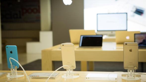 S-a deschis primul Apple Shop din Romania