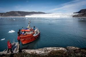 S-a descoperit secretul lacurilor din Groenlanda care dispar