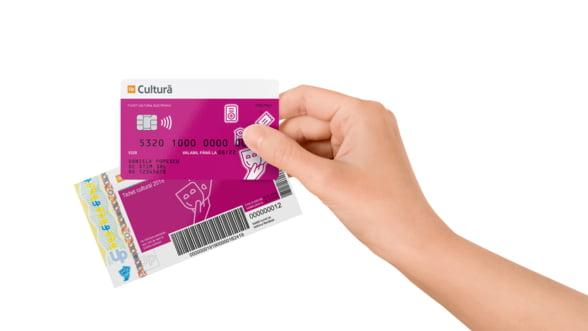 S-a lansat primul card cultural pentru angajatii romani