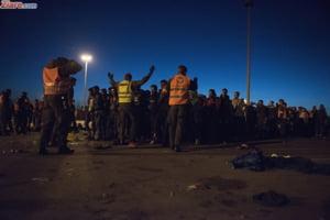 S-au chinuit sa ajunga acolo si acum nu le convine: Refugiatii se plang de frigul si plictiseala dintr-o prospera tara UE